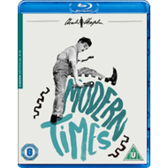 Produktbilde for Charlie Chaplin: Modern Times (UK-import) (BLU-RAY)