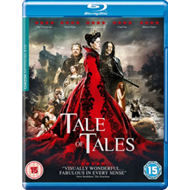 Tale Of Tales (UK-import) (BLU-RAY)