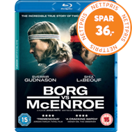 Produktbilde for Borg Vs. Mcenroe (UK-import) (BLU-RAY)