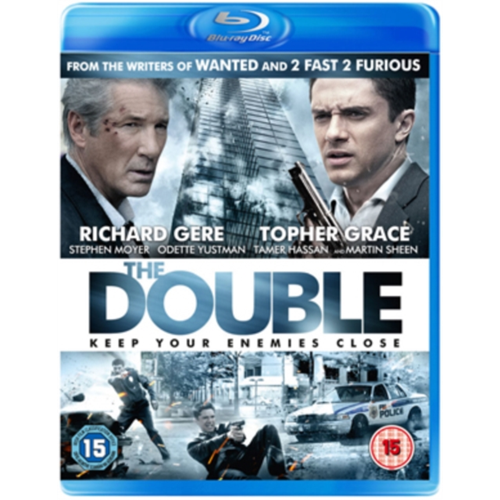 The Double (UK-import) (BLU-RAY)