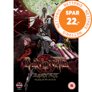 Produktbilde for Bayonetta: Bloody Fate (UK-import) (BLU-RAY)