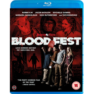 Produktbilde for Blood Fest (UK-import) (BLU-RAY)