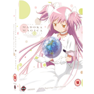 Produktbilde for Puella Magi Madoka Magica: The Movie - Part 1 And 2 (UK-import) (BLU-RAY)
