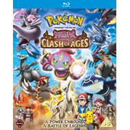 Produktbilde for Pokémon The Movie: Hoopa And The Clash Of Ages (UK-import) (BLU-RAY)