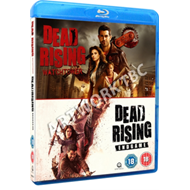 Produktbilde for Dead Rising: Watchtower/Dead Rising: Endgame (UK-import) (BLU-RAY)