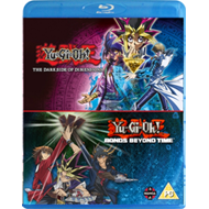 Yu-Gi-Oh!: Bonds Beyond Time/Dark Side Of Dimensions (UK-import) (BLU-RAY)