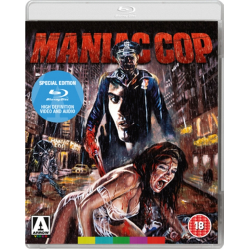 Maniac Cop (UK-import) (BLU-RAY)