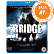 Produktbilde for The Bridge: The Complete Series One (UK-import) (BLU-RAY)