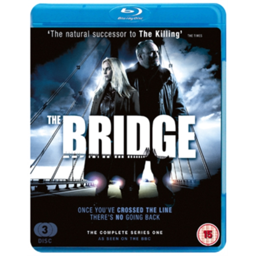 The Bridge: The Complete Series One (UK-import) (BLU-RAY)
