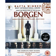 Borgen: The Complete First Season (UK-import) (BLU-RAY)