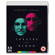 Produktbilde for Theatre Of Blood (UK-import) (BLU-RAY)