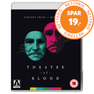 Theatre Of Blood (UK-import) (BLU-RAY)