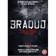 Braquo: The Complete Seasons 1-3 (UK-import) (BLU-RAY)
