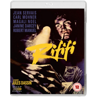 Rififi (UK-import) (BLU-RAY)