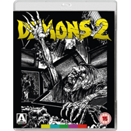 Demons 2 (UK-import) (BLU-RAY)
