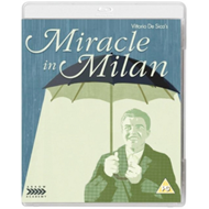 Produktbilde for Miracle In Milan (UK-import) (BLU-RAY)