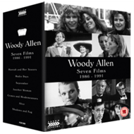 Woody Allen: Seven Films - 1986-1991 (UK-import) (BLU-RAY)