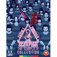 Female Prisoner Scorpion: The Complete Collection (UK-import) (BLU-RAY)