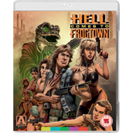 Hell Comes To Frogtown (UK-import) (BLU-RAY)