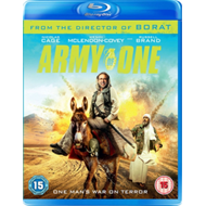 Produktbilde for Army Of One (UK-import) (BLU-RAY)