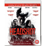 Headshot (UK-import) (BLU-RAY)
