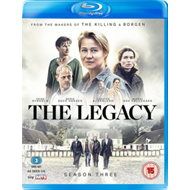 Legacy: Season 3 (UK-import) (BLU-RAY)