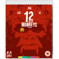 Produktbilde for Twelve Monkeys (UK-import) (BLU-RAY)