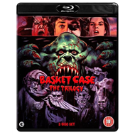 Basket Case: The Trilogy (UK-import) (BLU-RAY)