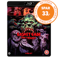Produktbilde for Basket Case: The Trilogy (UK-import) (BLU-RAY)