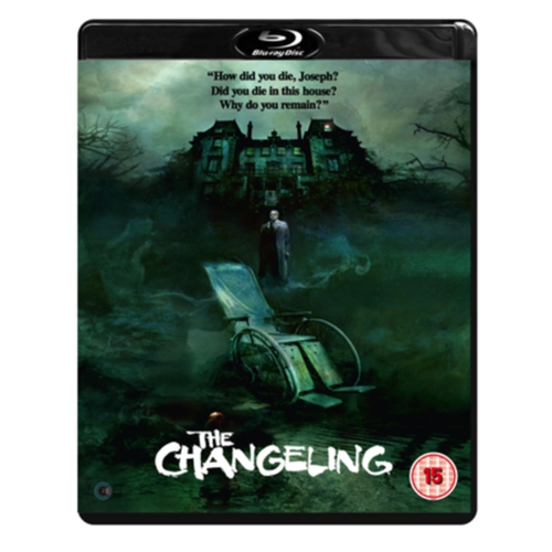 The Changeling (UK-import) (BLU-RAY)