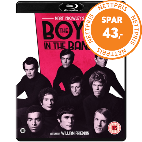 The Boys In The Band (UK-import) (BLU-RAY)