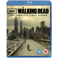 Walking Dead: The Complete First Season (UK-import) (BLU-RAY)
