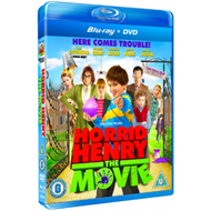 Produktbilde for Horrid Henry: The Movie (UK-import) (BLU-RAY)