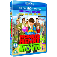 Produktbilde for Horrid Henry: The Movie (UK-import) (Blu-ray 3D + Blu-ray)