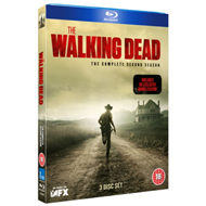 Walking Dead: The Complete Second Season (UK-import) (BLU-RAY)
