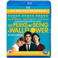 Perks Of Being A Wallflower (UK-import) (BLU-RAY)