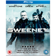 Produktbilde for The Sweeney (UK-import) (BLU-RAY)