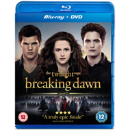 Twilight Saga: Breaking Dawn - Part 2 (UK-import) (BLU-RAY)