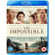 Produktbilde for The Impossible (UK-import) (BLU-RAY)