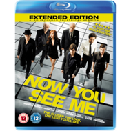 Produktbilde for Now You See Me: Extended Edition (UK-import) (BLU-RAY)