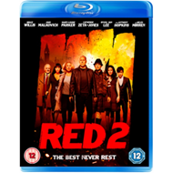 Red 2 (UK-import) (BLU-RAY)