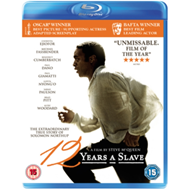 12 Years A Slave (UK-import) (BLU-RAY)