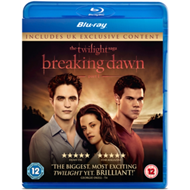 Twilight Saga: Breaking Dawn - Part 1 (UK-import) (BLU-RAY)