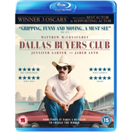 Dallas Buyers Club (UK-import) (BLU-RAY)
