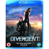 Produktbilde for Divergent (UK-import) (BLU-RAY)