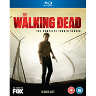 The Walking Dead: The Complete Fourth Season (UK-import) (BLU-RAY)