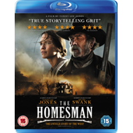 Produktbilde for The Homesman (UK-import) (BLU-RAY)