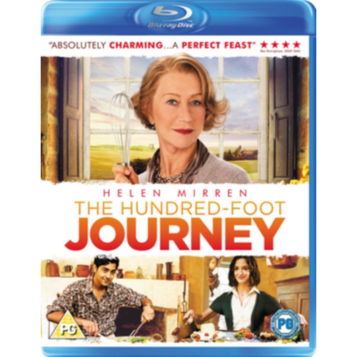 The Hundred-Foot Journey (UK-import) (BLU-RAY)