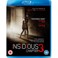 Produktbilde for Insidious - Chapter 3 (UK-import) (BLU-RAY)