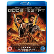 Produktbilde for Gods Of Egypt (UK-import) (BLU-RAY)
